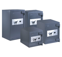 Matrix Burglary and Fire-Resistant Safes
