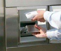 Bank Night Deposit Safe